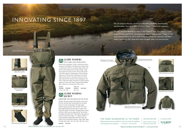 McIntyre Direct Group | Our Work - Filson